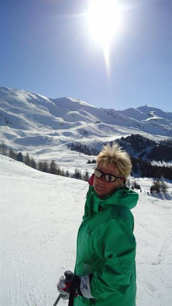 Jane in Pila 24th March 2011