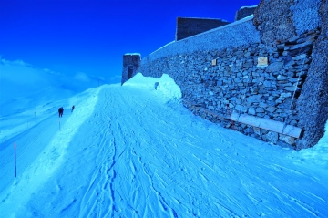 The Fort, La Thuile
